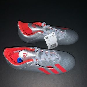 Adidas Flexible Ground Soccer Cleats Size 2